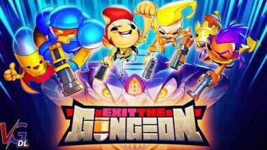 Photo of دانلود بازی Exit the Gungeon + all Update نسخه SiMPLEX کم حجم و فشرده PC