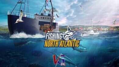 دانلود بازی کامپیوترFishing North Atlantic