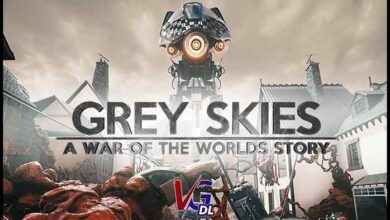 دانلود بازی کامپیوترGrey Skies A War of the Worlds Story