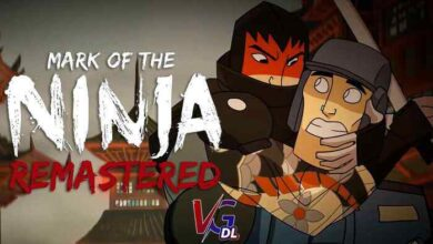 دانلود بازی کامپیوترMark of the Ninja Remastered