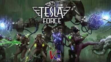 دانلود بازی کامپیوترTesla Force