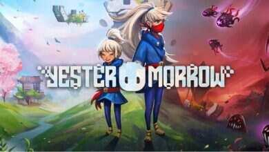 دانلود بازی کامپیوترYesterMorrow