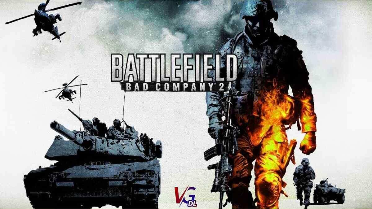 دانلود بازی کامپیوترBattlefield Bad Company 2