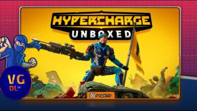 دانلود بازی کامپیوتر HYPERCHARGE Unboxed Anniversary