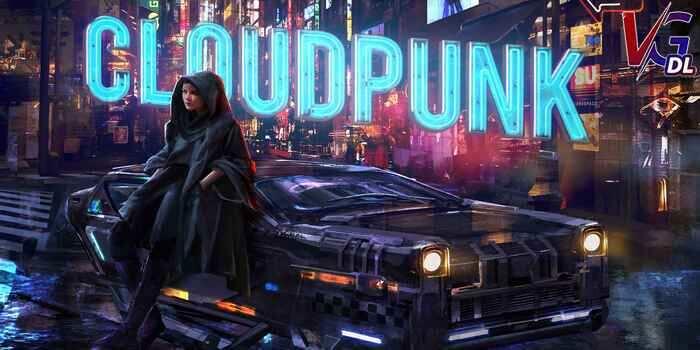 دانلود بازی کامپیوترCloudpunk