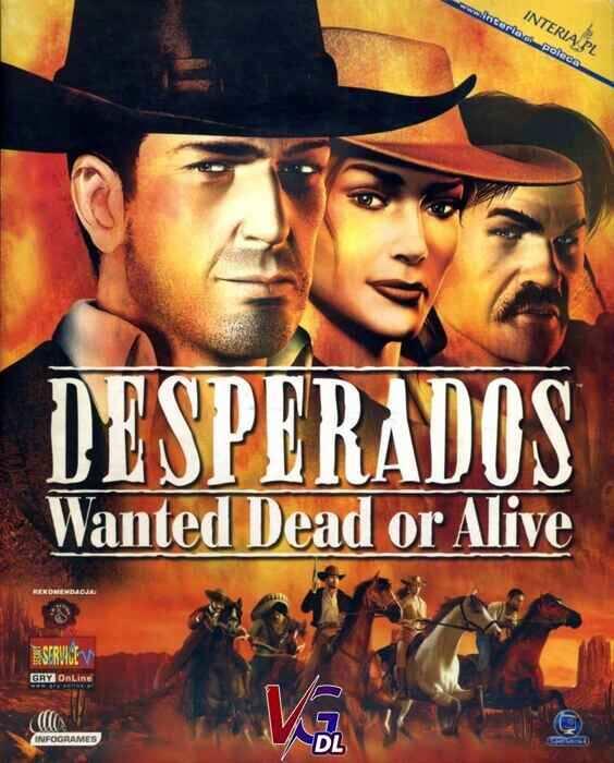 دانلود بازی کامپیوترDesperados 1