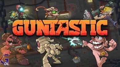 دانلود بازی کامپیوترGuntastic
