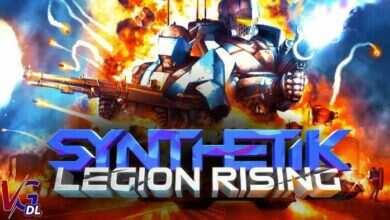 Photo of دانلود بازی Synthetik Legion Rising ULTIMATE + all update نسخه GOG کم حجم و فشرده