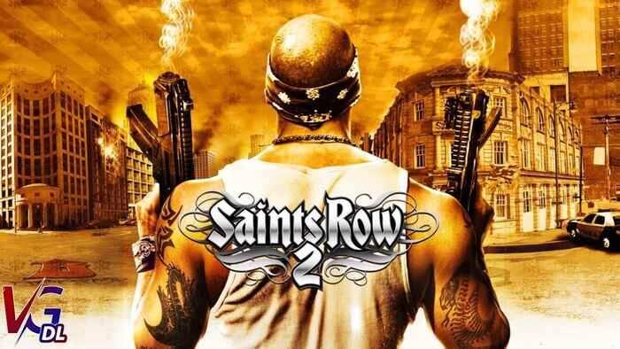 دانلود بازی کامپیوترSaints Row 2 Complete Edition