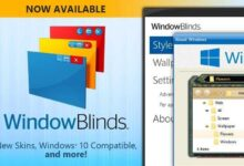 Photo of دانلود WindowBlinds 10.84 نرم افزار زيباسازی محيط ويندوز