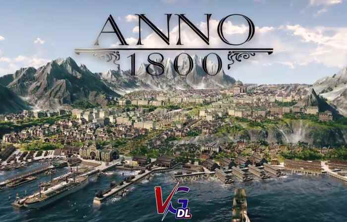 دانلود بازی کامپیوترANNO 1800