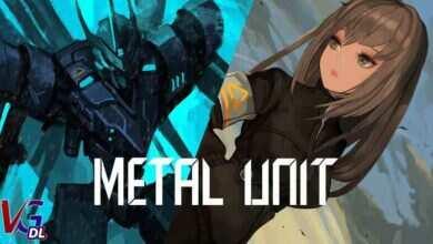 دانلود بازی کامپیوترMetal Unit