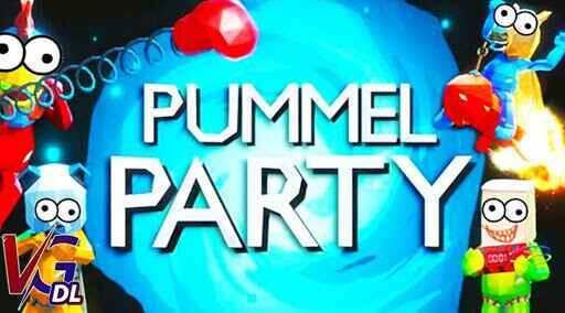 دانلود بازی کامپیوترPummel Party