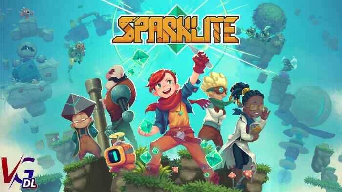 دانلود بازی کامپیوترSparklite