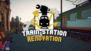 دانلود بازی کامپیوترTrain Station Renovation