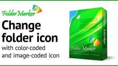 Photo of دانلود Folder Marker 4.4.1 + Icons Pack شخصی سازی پوشه ها