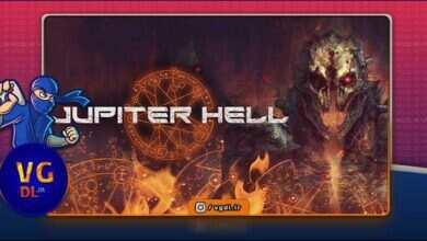 دانلود بازی کامپیوترJupiter Hell