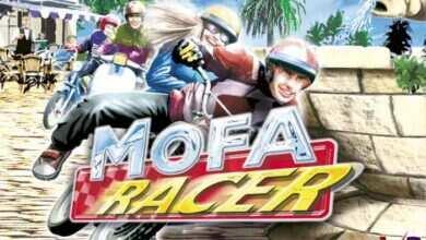 دانلود بازی کامپیوترMofa Racer