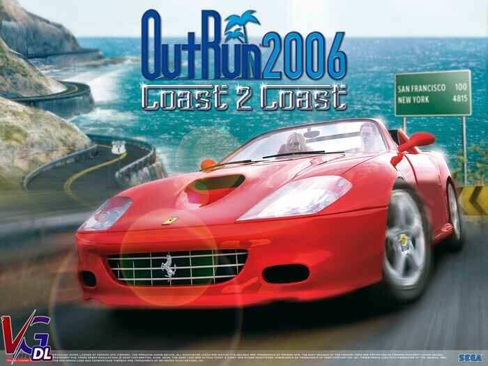 دانلود بازی کامپیوترOutRun 2006 Coast 2 Coast