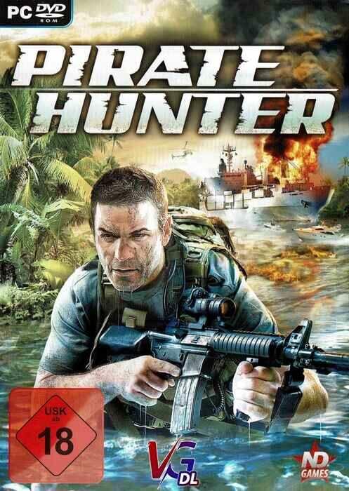 دانلود بازی کامپیوترPirate Hunter 2010