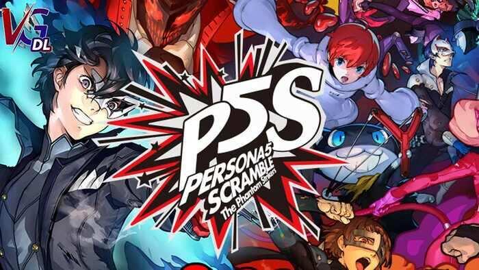 دانلود بازی کامپیوترPersona 5 Strikers