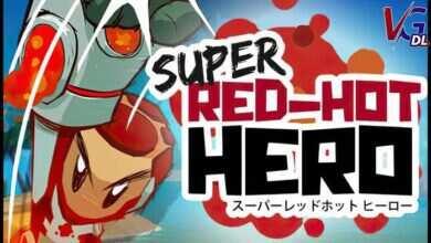 دانلود بازی کامپیوترSuper Red-Hot Hero