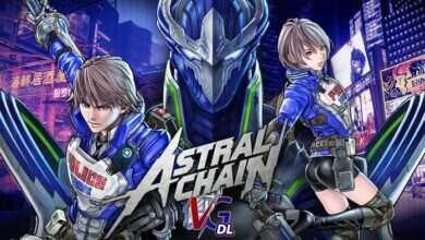 دانلود بازی کامپیوترAstral Chain