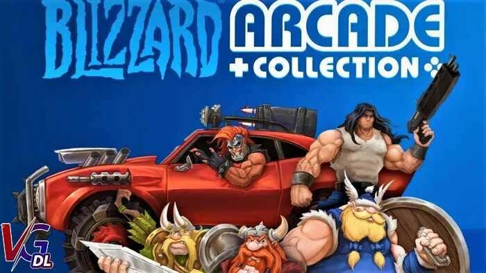 دانلود بازی کامپیوترBlizzard Arcade Collection