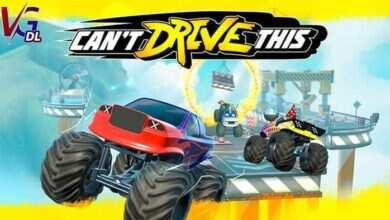 دانلود بازی کامپیوترCant Drive This