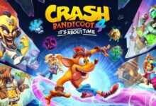 دانلود بازی کامپیوترCrash Bandicoot 4 Its About Time