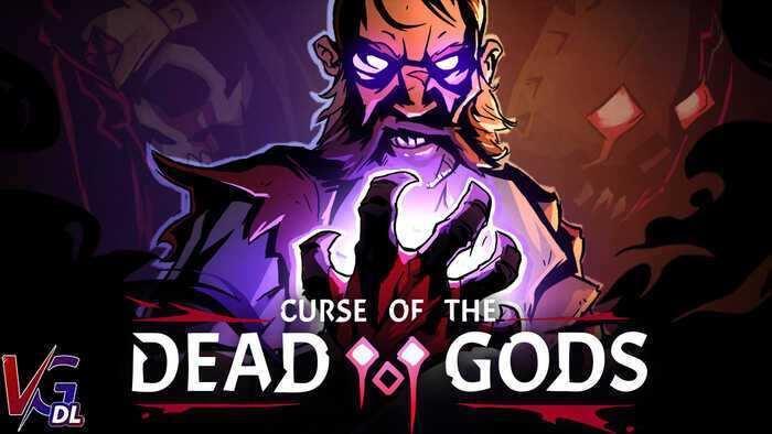 دانلود بازی کامپیوترCurse of the Dead Gods