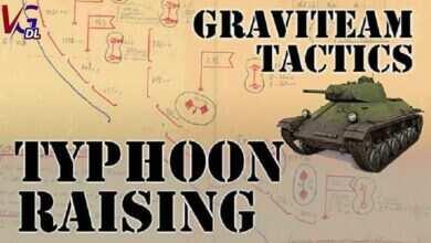 دانلود بازی کامپیوتر Graviteam Tactics Typhoon Rising