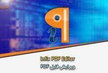 Photo of دانلود Infix PDF Editor Pro 7.6 + Portable ویرایش فایل PDF