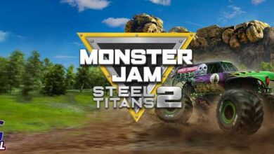 دانلود بازی کامپیوترMonster Jam Steel Titans 2