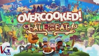 دانلود بازی کامپیوترOvercooked All You Can Eat