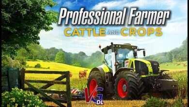 دانلود بازی کامپیوترProfessional Farmer Cattle and Crops