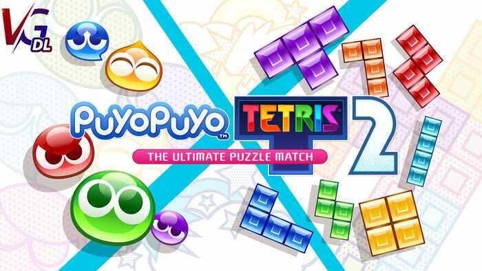دانلود بازی کامپیوترPuyo Puyo Tetris 2