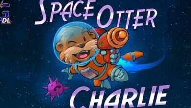 دانلود بازی کامپیوترSpace Otter Charlie