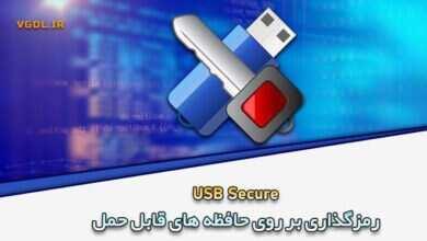 Photo of دانلود USB Secure 2.1.9 رمزگذاری به روی حافظه های قابل حمل