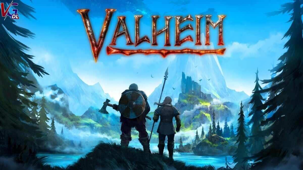 دانلود بازی کامپیوترValheim