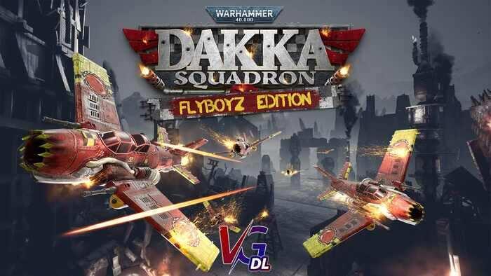 دانلود بازی کامپیوترWarhammer 40000 Dakka Squadron