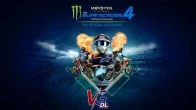 دانلود بازی کامپیوترMonster Energy Supercross 4