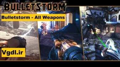 Photo of تمامی اسلحه های بازی محبوب Bulletstorm + ویدئو