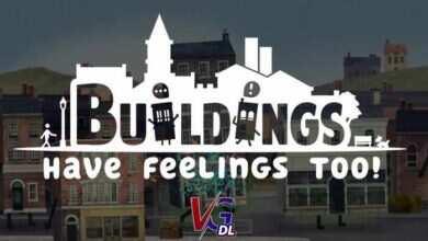 دانلود بازی کامپیوترBuildings Have Feelings Too