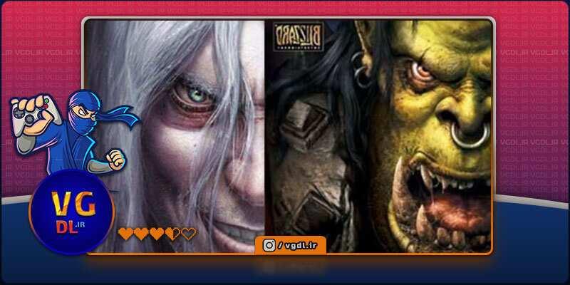 دانلود بازی Warcraft 3 Frozen Throne دانلود بازی وارکرافت 3 دانلود بازی Warcraft III Reign of Chaos