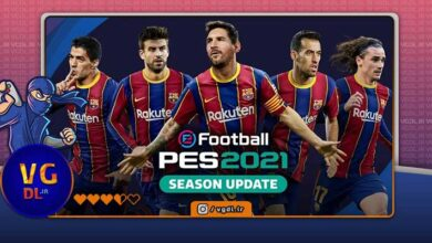 Photo of دانلود eFootball PES 2021 + all Update اسموک پچ (فشرده و کامل) CPY و DODI (بازی پی اس ۲۰۲۱)