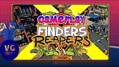 دانلود بازی کامپیوترFinders Reapers