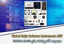 Photo of دانلود Global Majic Software Instrument .NET پکیج کامپوننت های Global Majic