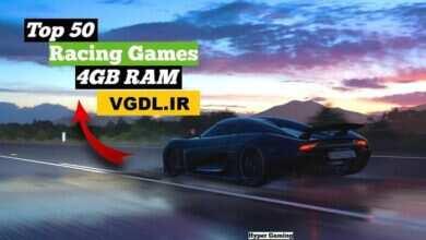Photo of ۵۰ بازی برتر ریسینگ برای سیستم های ضعیف با رم ۴ + ویدئو