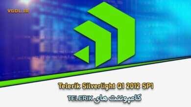 Telerik-Silverlight-Q1-2012 SP1